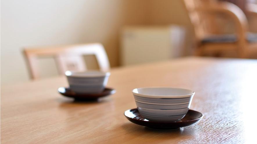 【和室】お茶セットもございます。ゆっくりとお寛ぎください。