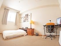 【ビジネスシングル】広々と快適な客室
