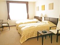 【ツインルーム】客室一例