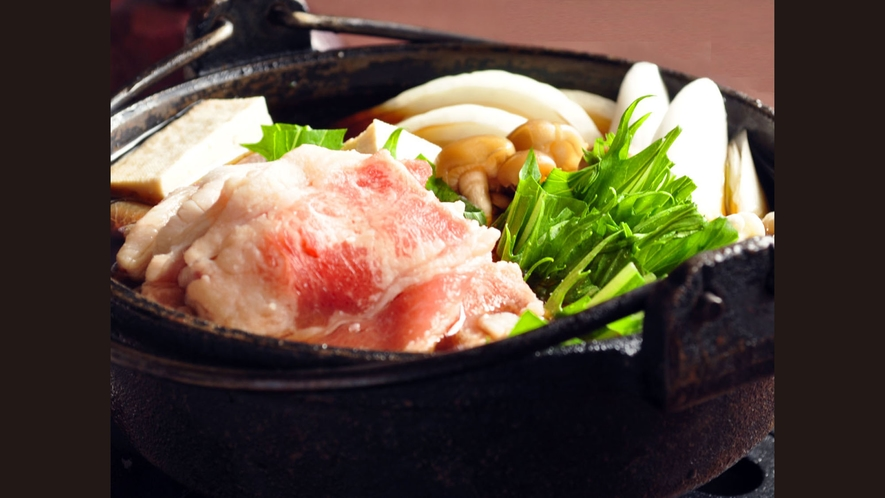 【夕食膳】味の染みた美味しいすき焼き