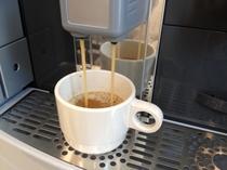フリードリンク コーヒー