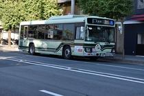 京都バス一日乗車券2