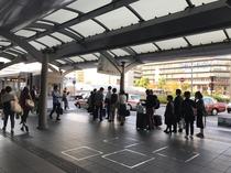 ※京都駅からタクシーをご利用の方