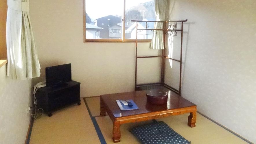 *和室6畳/葡萄森を始めとした山並みをご覧いただけるお部屋です。