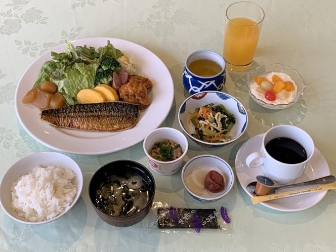 朝食(和食セット)