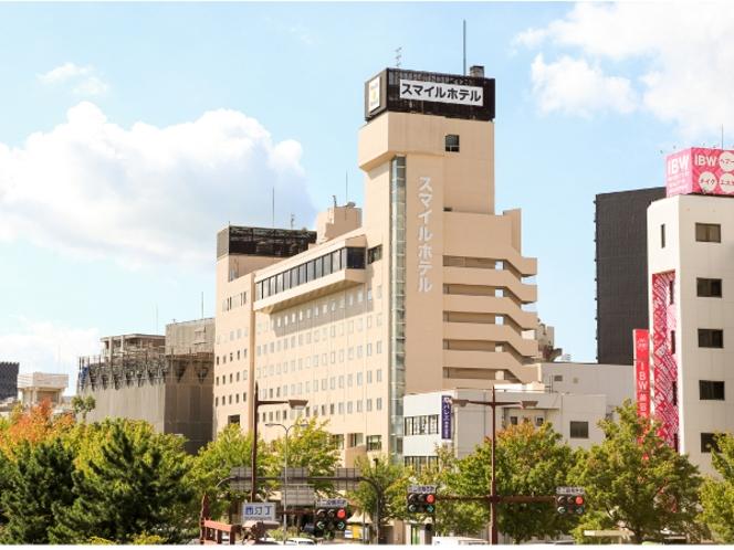 スマイルホテル和歌山①