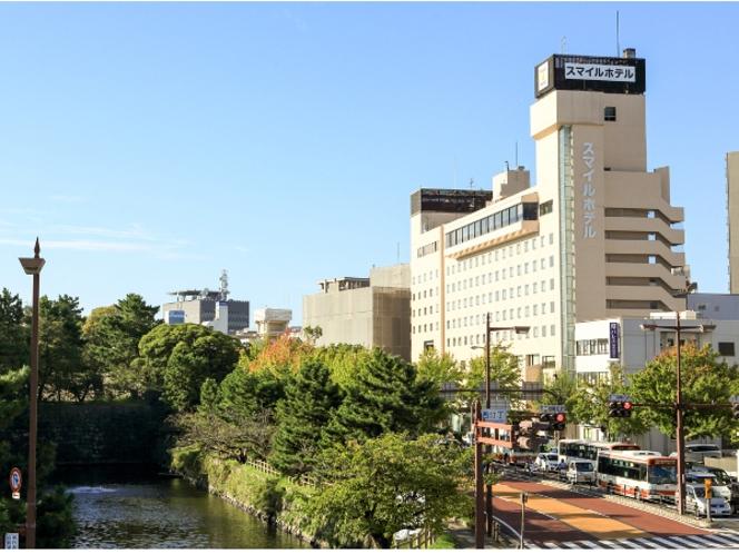 スマイルホテル和歌山②