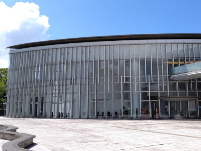 和歌山県立博物館(当館から徒歩5分ほど)