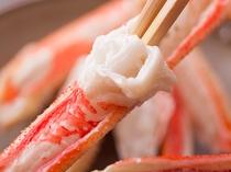 ホクホクの焼き蟹