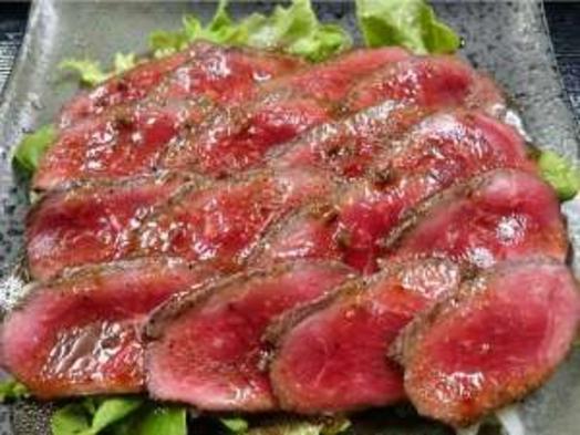 ■□ボリューム満点!□■お肉好きの方に!豊後牛ステーキプラン+牛のタタキ付プラン♪
