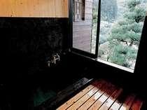 離れ客室専用内湯