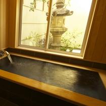 花-FLOWER- 1階お風呂スペースのイメージ