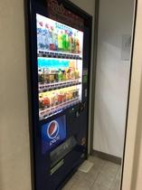 自動販売機 3階