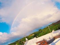 Roof Top & Rainbow