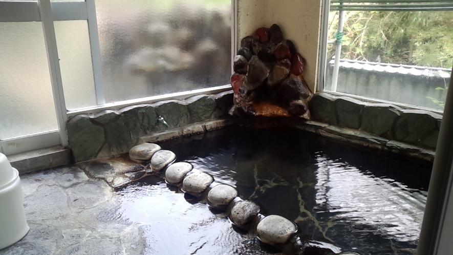 女性用内風呂(男女入れ替わる場合があります)