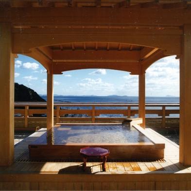 さらに湯ったり、まったり・・・・・・露天風呂付客室