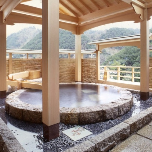 ■【貸切風呂】円石の湯