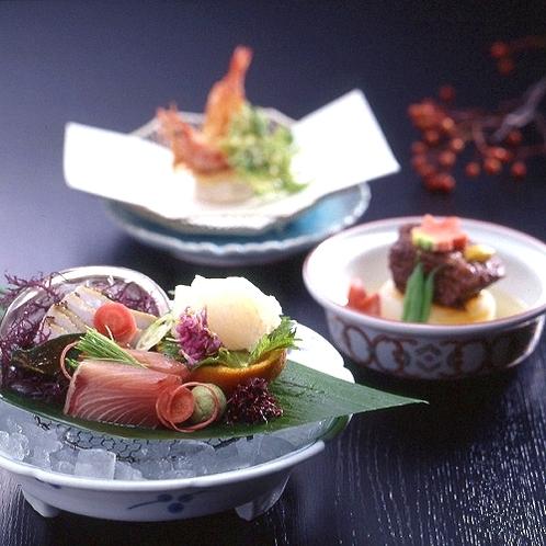 ■【海鮮会席】 前菜
