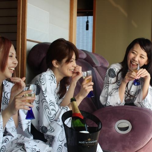 ■【客室】女子会-1