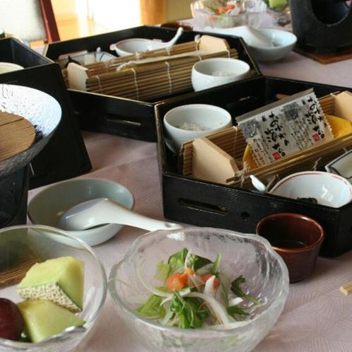 ■【料理】朝食