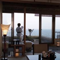 ■【客室】海の眺め-3