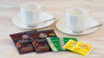 全てのお部屋にコーヒー・紅茶・お茶パックをご用意しております。