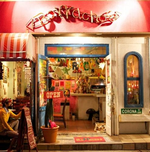 【ニューパラダイス通り】琉球メキシカンレストラン「BORRACHOS」(ボラーチョス)まで徒歩2分