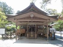 井伊谷宮 拝殿