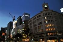 銀座 東京メトロ銀座線 末広町駅から東京メトロ銀座線 銀座駅まで約8分