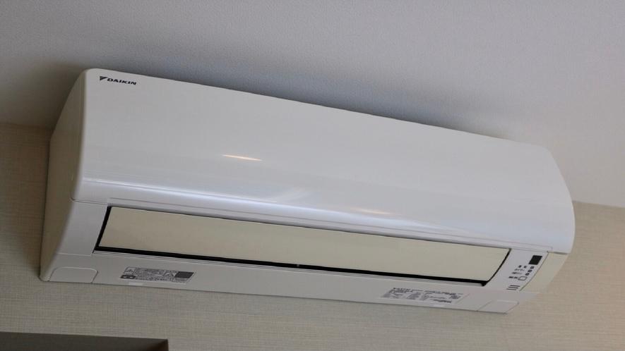 【エアコン】全室個別空調