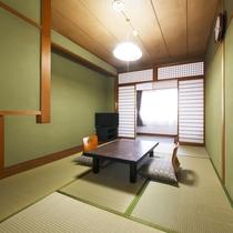 和室(6畳+ソファーベッド)