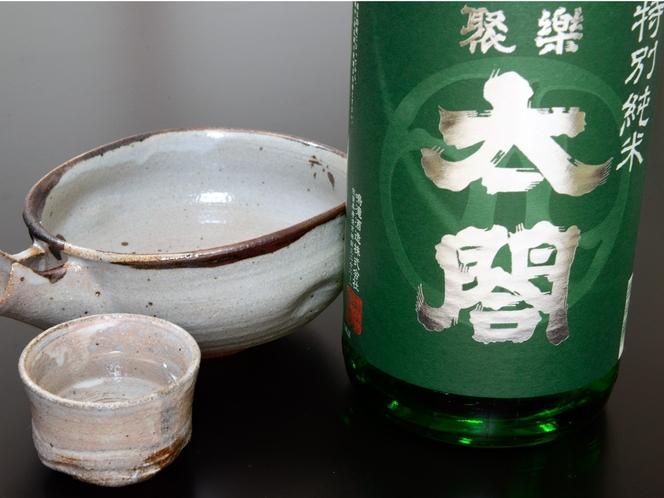 聚楽太閤 特別純米酒