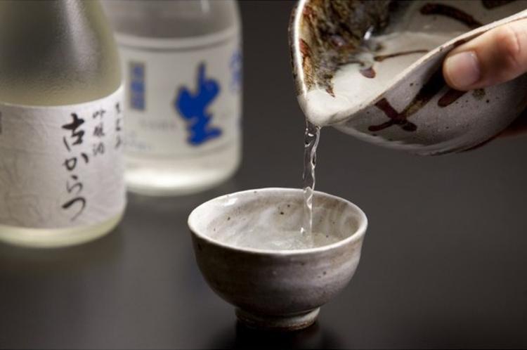 唐津の地酒「吟醸酒 古からつ」「太閤生の酒」