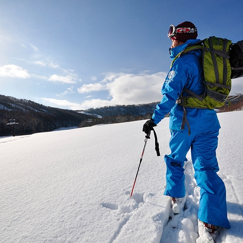 *ニセコHANAZONOリゾート/スキー★羊蹄山を目の前に日本最高級のパウダースノーを体験しよう!