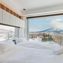 *冬季客室一例