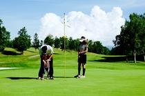 花園ゴルフ