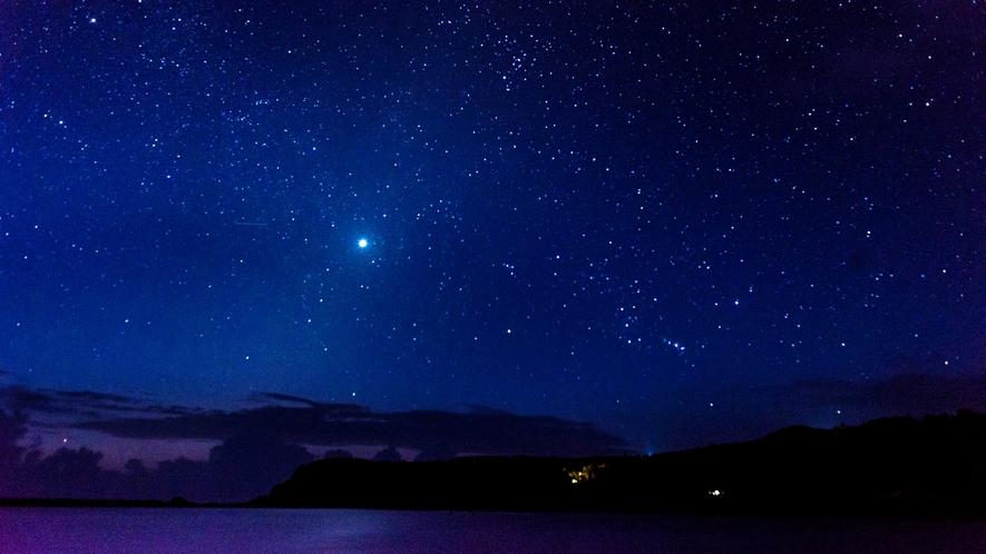 【周辺観光:晴れた夜空には星空がひろがりますよ】