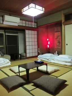 【ろ】のお部屋■個室タイプ(8畳和室)■