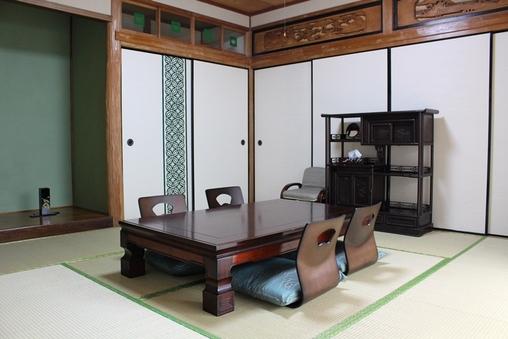 【草木の間】畳和室(8畳)