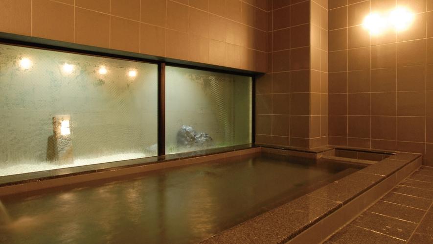 【男性大浴場】