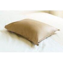 【茶枕】低反発のしっかりとした高さの枕です