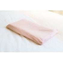 【ピンク枕】低反発の低い枕です