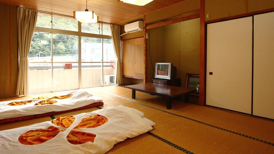 【お部屋タイプB】和室12畳・TV付き・トイレなし