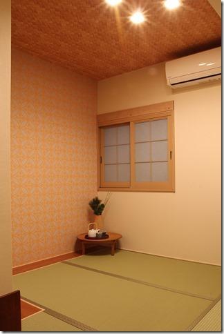 和室約4.5畳
