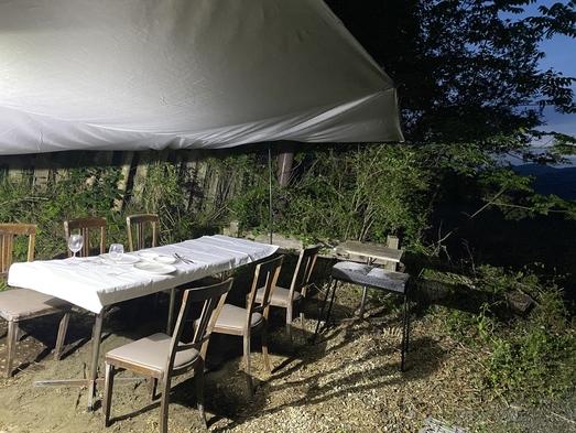 山中湖でグランデイング イタリアンコース メインは和牛サーロイン タルト食べ放題付き ワンコOK