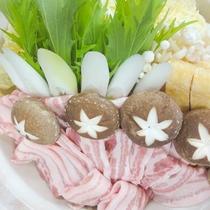 *【石見ポーク料理一例】コクのある風味が特徴
