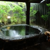 客室露天風呂10