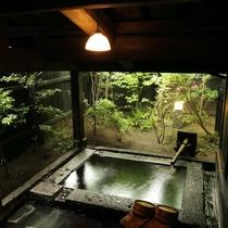 客室露天風呂02