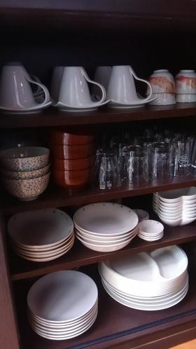 お皿やコップ
