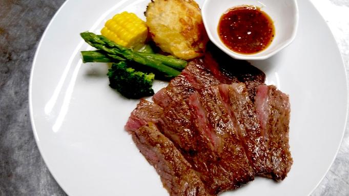 ◆信州産和牛のサーロインステーキ◆人気のメイン!とろける極上信州産和牛を使用/2食付